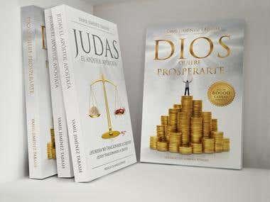 Dios Quiere Prosperarte & Judas el Apóstol Apóstata - covers