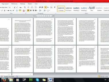 Essay on Technological & Cultural Change (MLA)