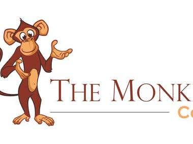 the monkey logo