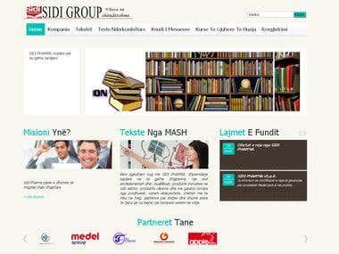 Website Sidi Group