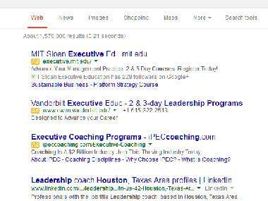 2-nd place in Google top10 - local SEO