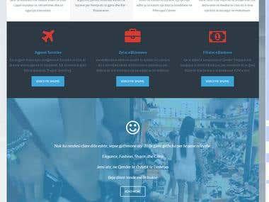 Website Metropol Center