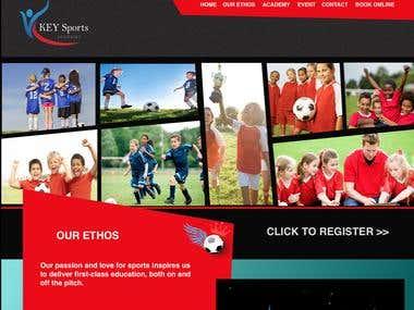Academy Sport Website