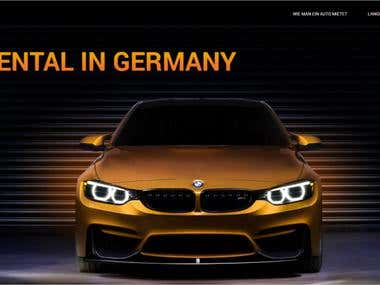 """A1"" Car rental in Germany"