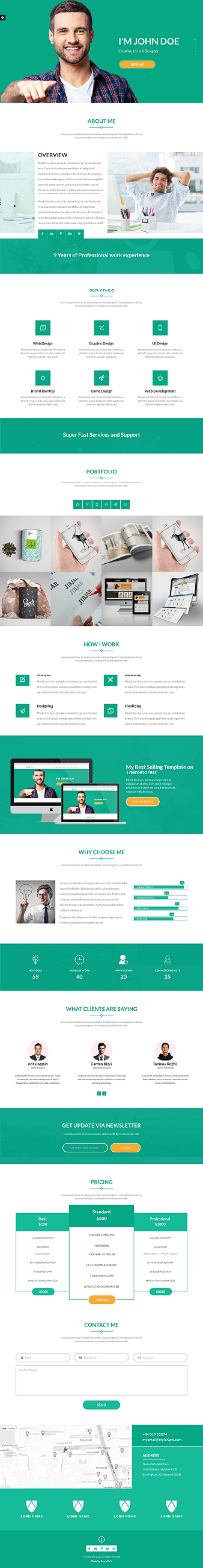 Stylexpro Multipurpose web template