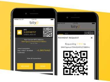 BitYo Crypto Wallet