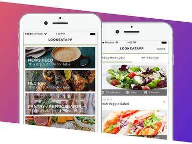 LookEat App