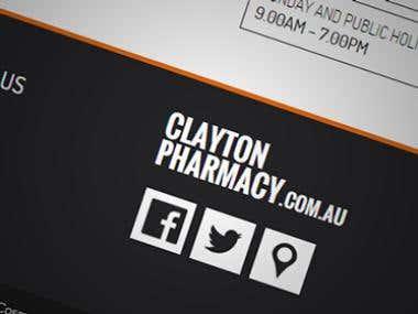 Clayton Pharmacy Design