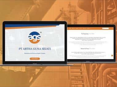 Company Profile - PT Artha Guna Sejati