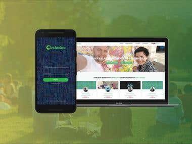 Mobile & Web Application - Circledoo