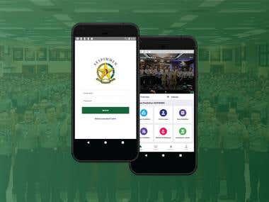 Mobile Application - Sipamen