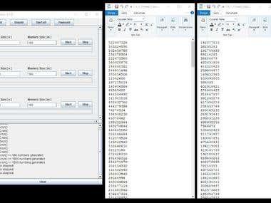 Threads Handling in Java