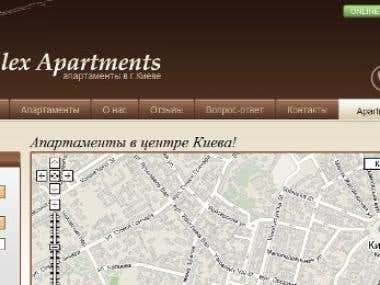Apartment Rent&Sale Site