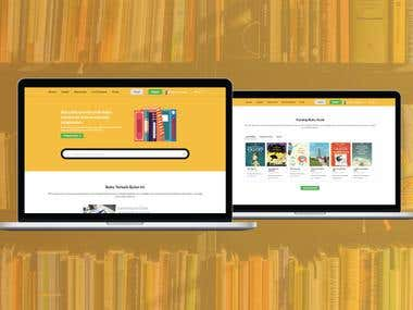 Web Application - PinjamBukuAnak.com