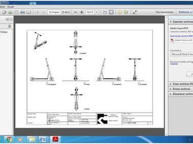 industrial design plans