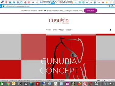 Cunubia Concept - Visual Identity