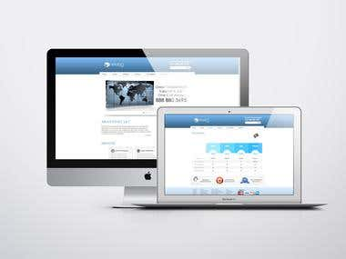 Website For Tech Support Firm