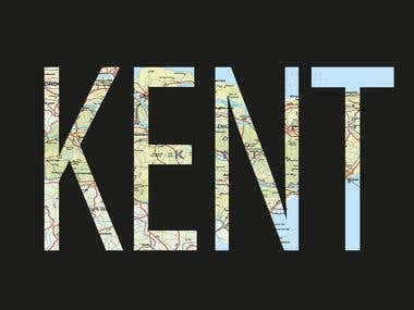 Kent- Poster