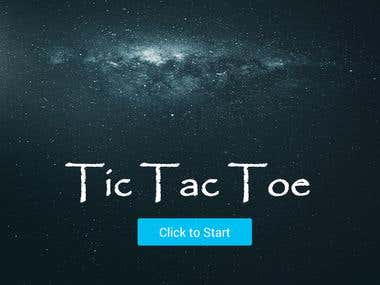 Graphic for Tic Tac Toe