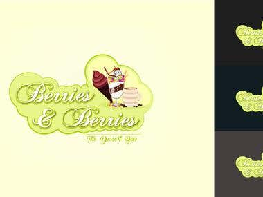 Beans-and-Berries (Logo Design)