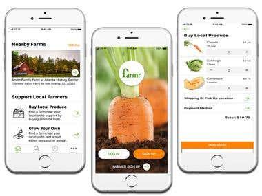 Farmer App