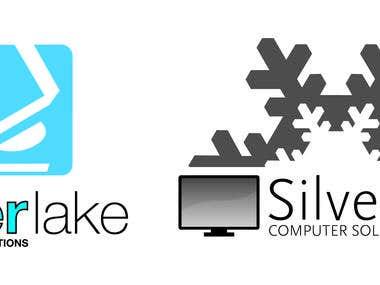 Silver Lake Logo - Logo Design