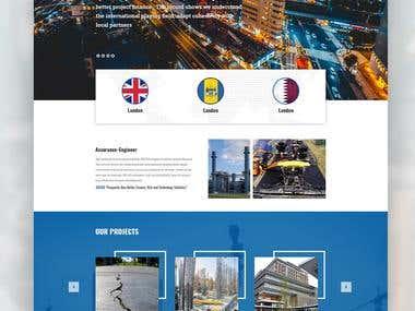 Assurance Engineer Web Design