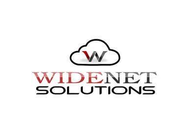 logo for widenet solutions