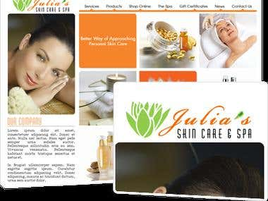 Julia Skin Care & Spa