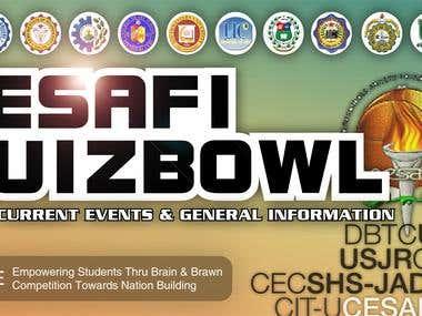 Quizbowl Banner - Banner Design