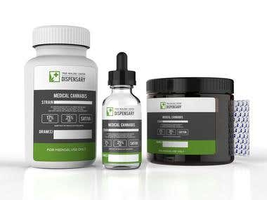 Packaging Design of Medical Products