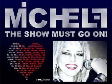 MICHELA - THE SHOW MUST GO ON
