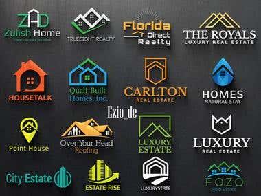 I Will Design Real Estate Logo