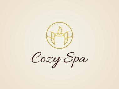 Spa salon logo