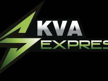 kVA Express logo