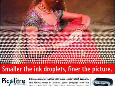 Print Magazine Advertisement