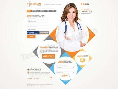 Creative Web & Logo Design