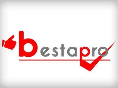 Bestapro Logo design