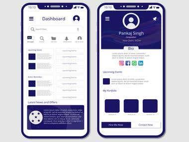 App Development Android/iOs