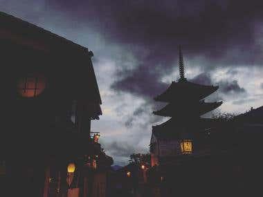 Copywriting Sample - Travel Japan