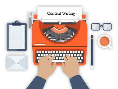 Advantages of Content Writing