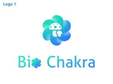 Logo Design for Bio Chakra