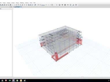 Etabs Design