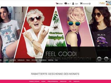 Plentmarkets - Shop