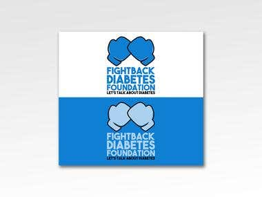 Diabetes Non-Profit Organisation Logo