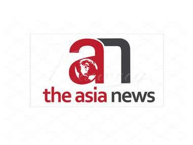 Logo for Asia News Channel