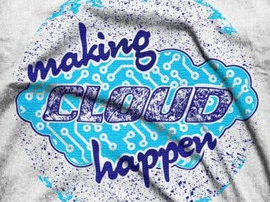 """making CLOUD happen"""