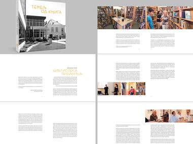 Cover Design and Page Layout