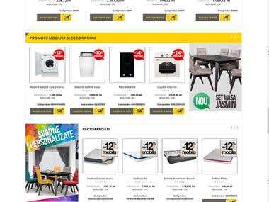 Magento Online Shop - naturlich.ro