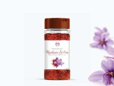 Premium Kashmiri Saffron